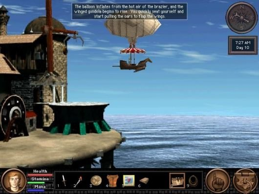 Screenshot for Quest for Glory V: Dragon Fire 3