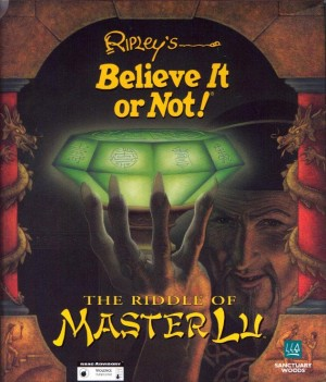 Ripley's Believe It or Not!: The Riddle of Master Lu Box Cover