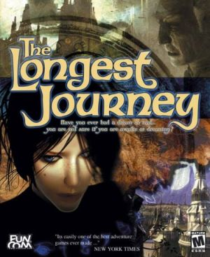 The Longest Journey Box Cover