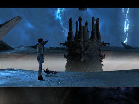 Screenshot for Longest Journey, The 2