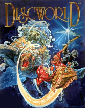 Discworld Box Cover