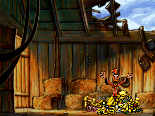 Screenshot for Discworld 5
