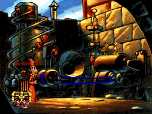 Screenshot for Discworld 4