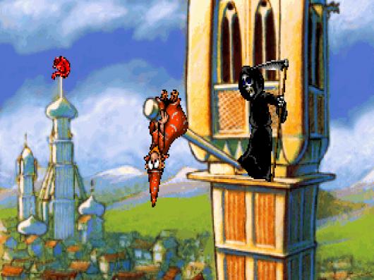 Screenshot for Discworld 3