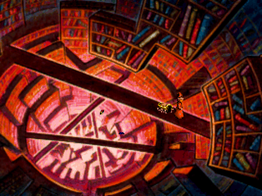 Screenshot for Discworld 2