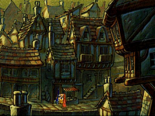Screenshot for Discworld 1