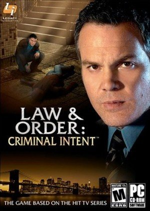 Law & Order: Criminal Intent Box Cover