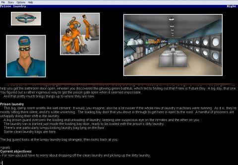 Screenshot for Future Boy! 6