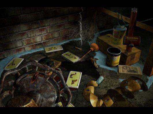 Screenshot for Bad Mojo 1
