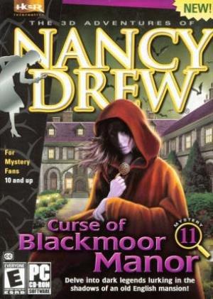 Nancy Drew: Curse of Blackmoor Manor Box Cover