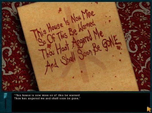 Screenshot for Nancy Drew: Curse of Blackmoor Manor 2