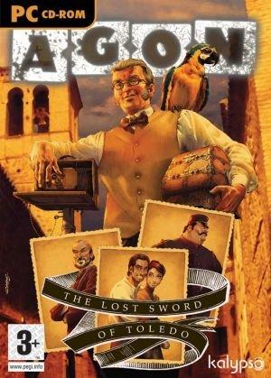 AGON: The Lost Sword of Toledo Box Cover