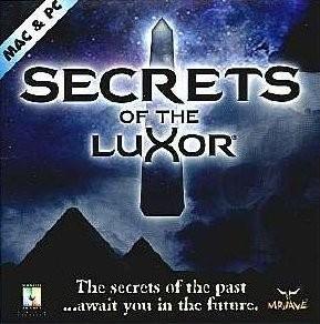 Secrets of the Luxor Box Cover