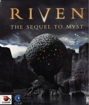 Riven: The Sequel to Myst Box Cover