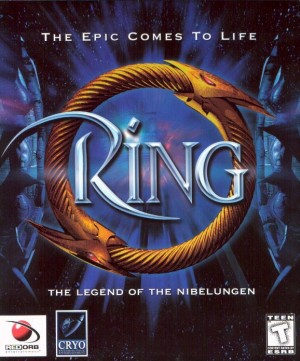 Ring: The Legend of the Nibelungen Box Cover