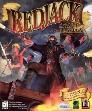 RedJack: Revenge of the Brethren Box Cover