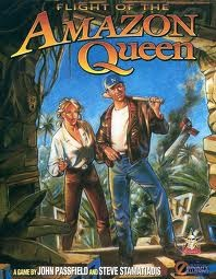 Flight of the Amazon Queen Box Cover