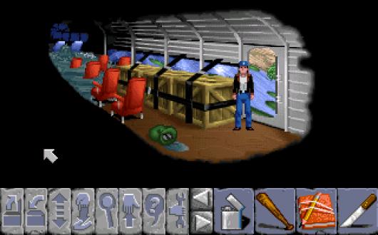 Screenshot for Flight of the Amazon Queen 2