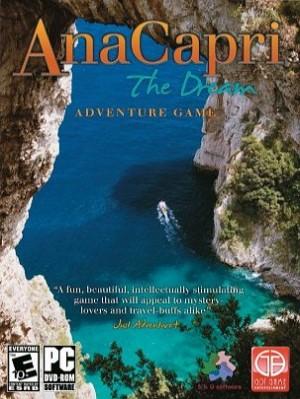 Anacapri: The Dream Box Cover