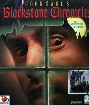 Blackstone Chronicles (John Saul's) Box Cover