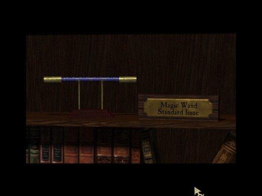 Screenshot for Zork Nemesis: The Forbidden Lands 2