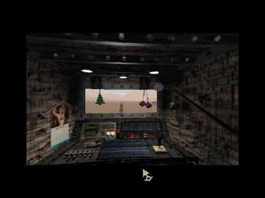 Screenshot for Zork Nemesis: The Forbidden Lands 4