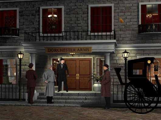 Screenshot for Lost Files of Sherlock Holmes: Case of the Rose Tattoo, The 1