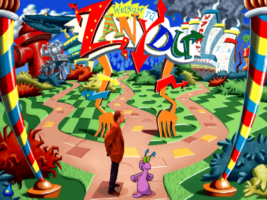 Screenshot for Toonstruck 5