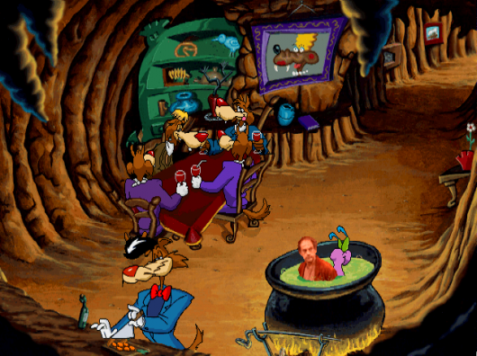 Screenshot for Toonstruck 3