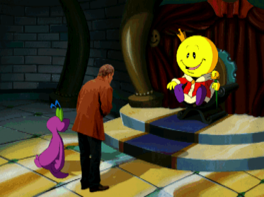 Screenshot for Toonstruck 4