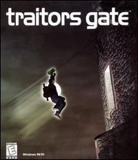 Traitors Gate Box Cover
