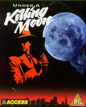 Tex Murphy: Under a Killing Moon Box Cover