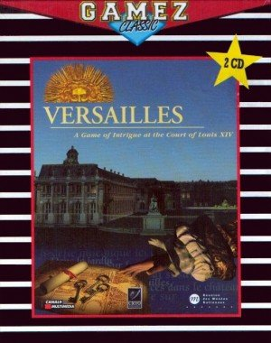 Versailles 1685 Box Cover