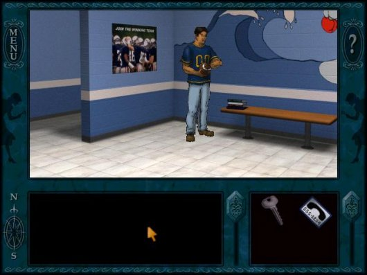 Screenshot for Nancy Drew: Secrets Can Kill 4