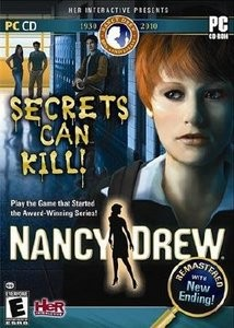 Nancy Drew: Secrets Can Kill Box Cover