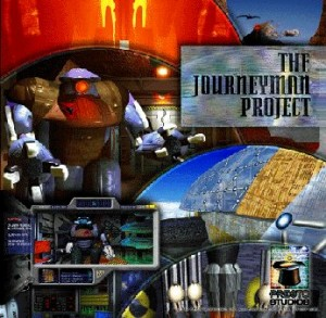 The Journeyman Project Box Cover