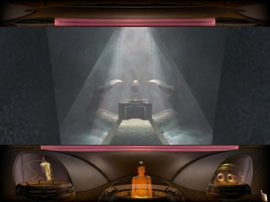 Screenshot for Journeyman Project 3: Legacy of Time, The 4