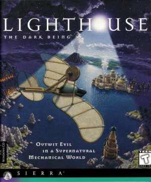 Lighthouse: The Dark Being Box Cover