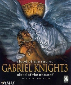 Gabriel Knight 3: Blood of the Sacred, Blood of the Damned Box Cover