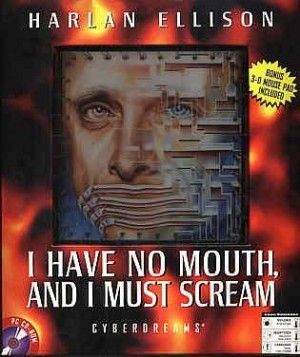 I Have No Mouth, and I Must Scream Box Cover