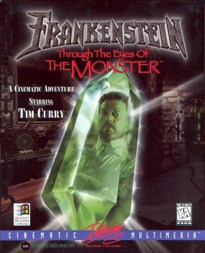 Frankenstein: Through the Eyes of the Monster Box Cover