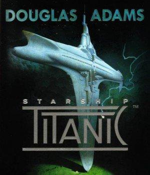 Starship Titanic Box Cover