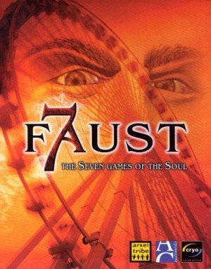 Faust: The Seven Games of the Soul Box Cover