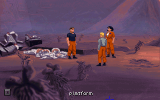 'The Dig - Screenshot #28