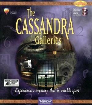 The Cassandra Galleries Box Cover