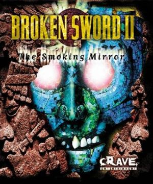 Broken Sword II: The Smoking Mirror Box Cover