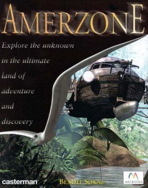 Amerzone: The Explorer's Legacy Box Cover