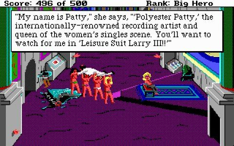 Screenshot for Leisure Suit Larry Goes Looking for Love (In Several Wrong Places) 2