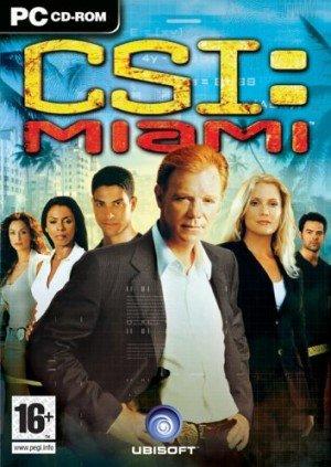 CSI: Miami Box Cover