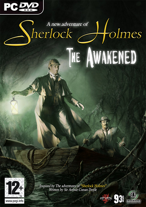 Sherlock Holmes: The Awakened Box Cover